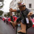 Leftist teacher inches toward victory in disputed Peru vote