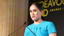 Herzogin Meghan hält Rede für Frauenrechtsinitiative