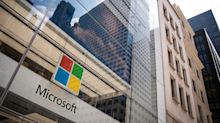 Microsoft Finds Itself in Favor as Stock Rout Hits FAANGs