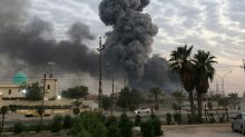 Iraq probe: Drone strike caused explosion at Baghdad base