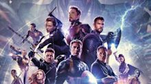 See the fallen heroes rise in new 'Avengers: Endgame' poster