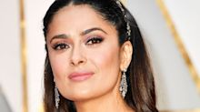 Salma Hayek Spills Her Entire Beauty Routine and Philosophy