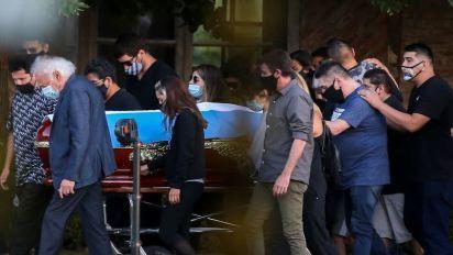 'Adios Diego': Maradona buried as world mourns flawed soccer great