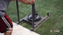 Athletic Gaines: Get Faster With Weighted Sled Pushes