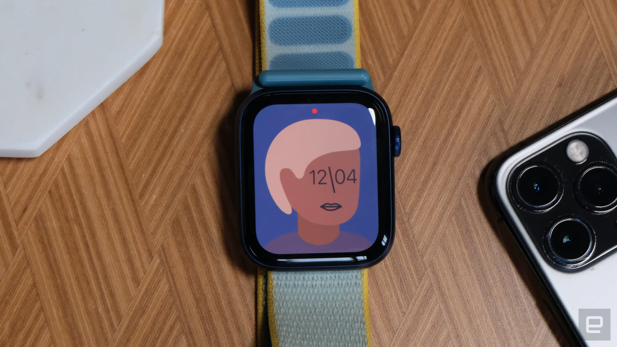 Engadget reviews the Apple Watch Series 6.