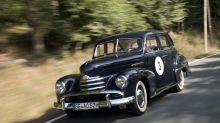 Der Opel Kapitän feiert Geburtstag