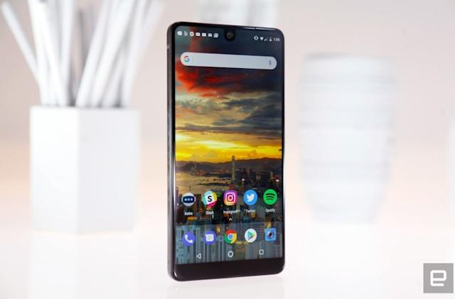 The Essential Phone is effectively discontinued