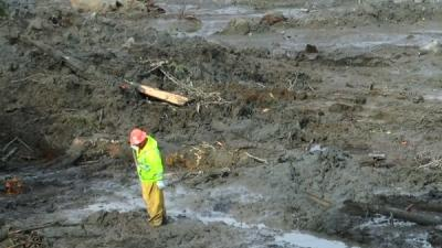 Mudslide Recovery Crews Prepare for Rain