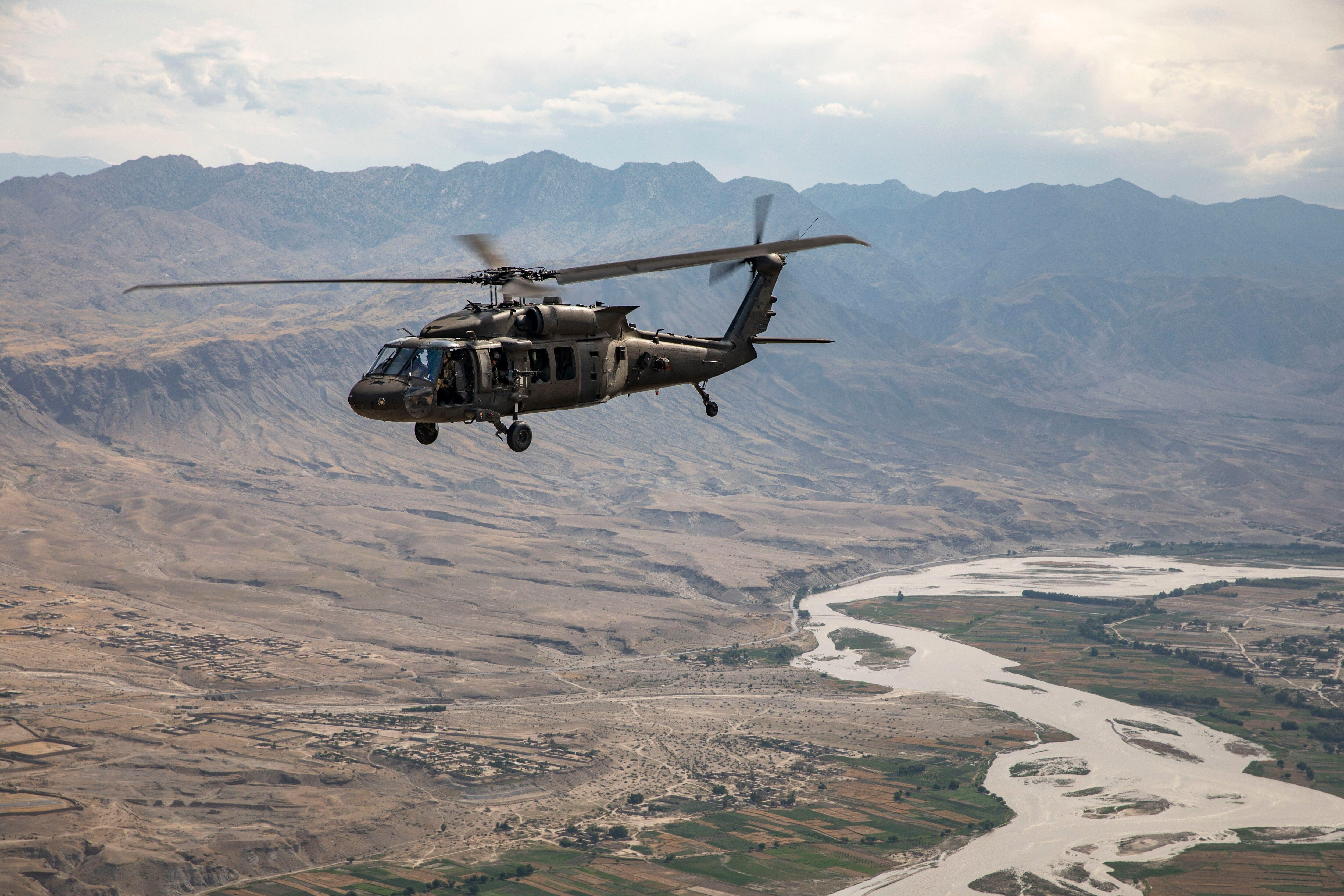 Army validates design for future helicopter engine, remains on track despite COVID