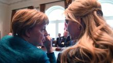 Angela Merkel supports invitation for Ivanka Trump to visit Germany on official mission