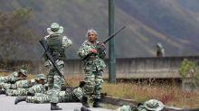 Nicolás Maduro militarizó el país con unos juegos de guerra
