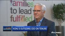 Kohl's CEO: We have to compete in an omnichannel world
