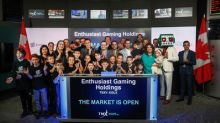 Enthusiast Gaming Holdings Inc. Opens the Market