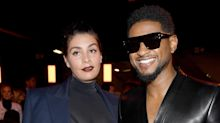 Usher and his girlfriend welcome a baby girl with a powerful name