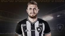 Botafogo oficializa a chegada do zagueiro Rafael Forster