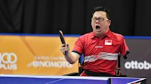 Jason Chee wins his first Asean Para Games individual gold