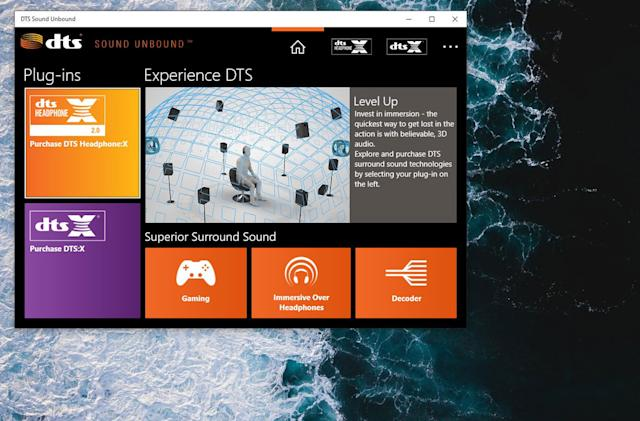 DTS:X for home theater comes to Xbox One