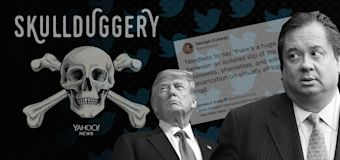 George Conway: GOP now a 'personality cult'