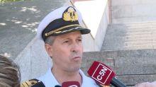 Submarino argentino perdido no Atlântico Sul envia chamados
