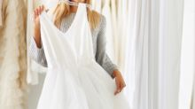 Outrage at woman's white dress for blind bride's wedding: 'My choice'