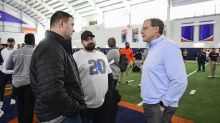 Matt Patricia's network of coaching colleagues coming in handy for Lions amid unusual camp