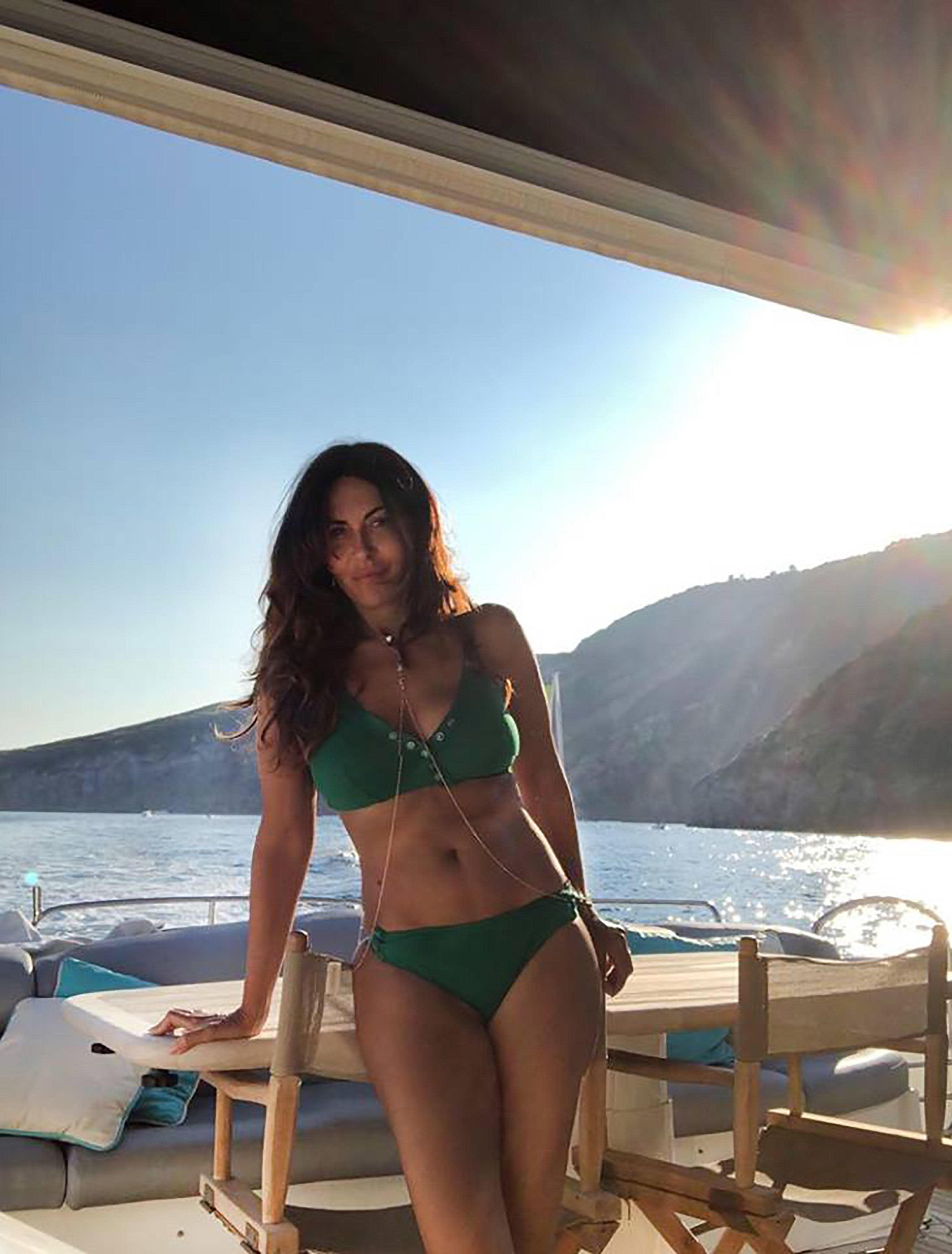 Sabrina ferilli young nude — photo 15