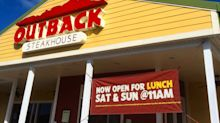 Shares of Outback Steakhouse owner plummet 8% as company struggles to woo diners