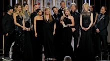 Golden Globes 2018: Diese Stars setzten auf Gender-Neutral-Look statt sexy Robe