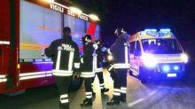 Auto giù nella scarpata, drammatico bilancio: cinque morti nell'alta Valle Grana