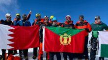 Bahrain royal team in season's first Nepal Himalayan summit