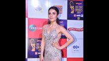 Wow! Radhika Madan Spreads Some Icy Charm At The Zee Cine Awards