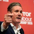 Labour receives draft of landmark EHRC report into anti-Semitism