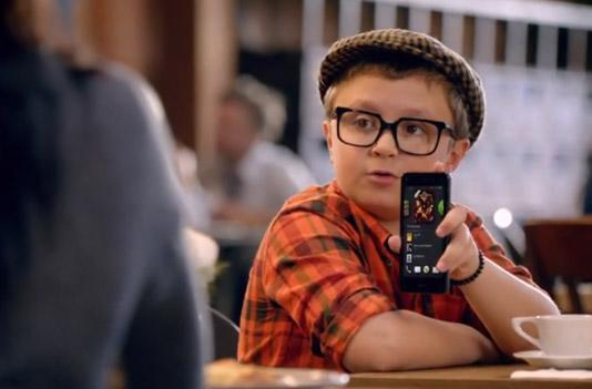Amazon puts Prime in the spotlight in first Fire Phone ad