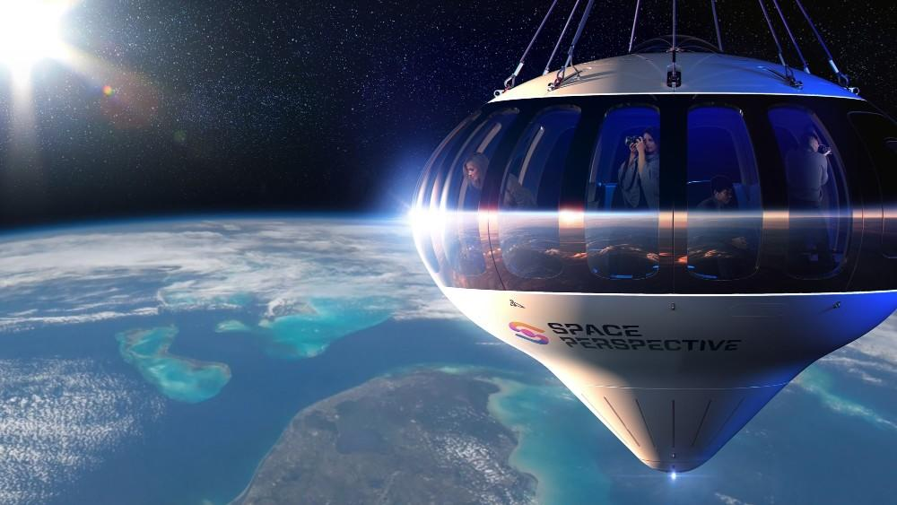 Forget Rockets. This Insane Space Balloon Will Start Flying Passengers Into the Heavens in 2024