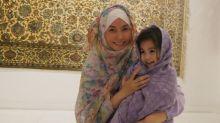 Mariel Rodriguez defends wearing hijab on Eid