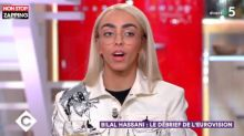 C à vous : Bilal Hassani revient pour la 1ère fois sur son passage à l'Eurovision (vidéo)