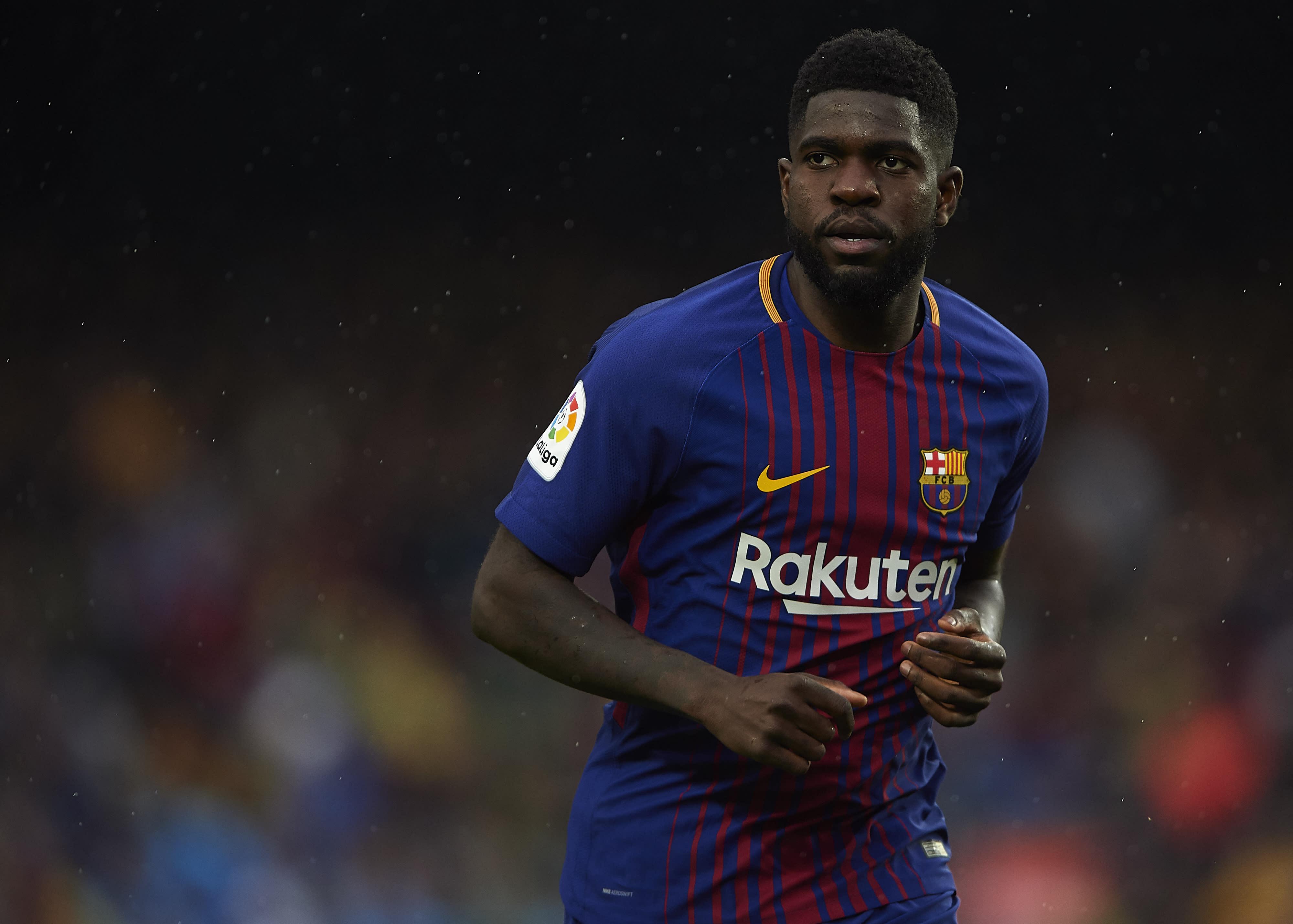 Umtiti s'exprime sur sa prolongation au Barça