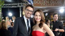Emmy Rossum's Romance With Golden Globe Winner Sam Esmail in 5 Photos