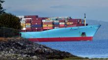 El nuevo coronavirus hace tambalearse al transporte marítimo mundial