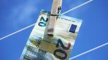 Europa a la espera de las ayudas de Bruselas; Euro a la baja, mercados ansiosos