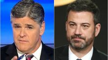 Hannity Amps Up Kimmel Vitriol: 'Game on You Pervert Pig'