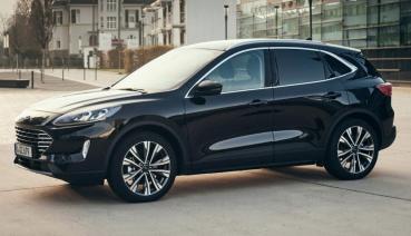 一桶油跑快 1,000 公里,歐洲 Ford 推 Kuga Hybrid 省油動力!