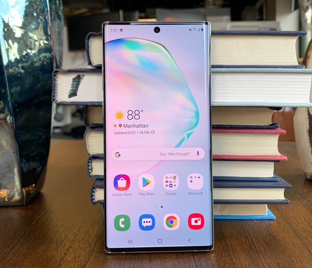 Samsung's Galaxy S10+ is a big-screen powerhouse with a big price tag