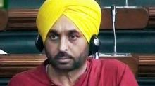 Jolt for Kejriwal: MP Bhagwant Mann breaks ranks with AAP, says EVMs not behind party's loss in Punjab polls