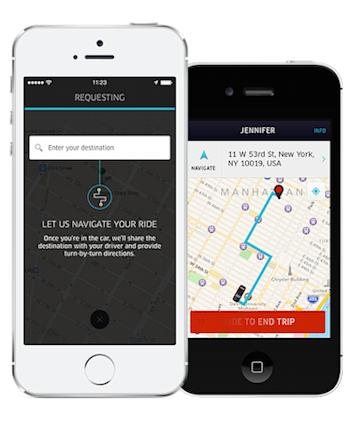 Uber makes it easier for riders, drivers to get to their destination