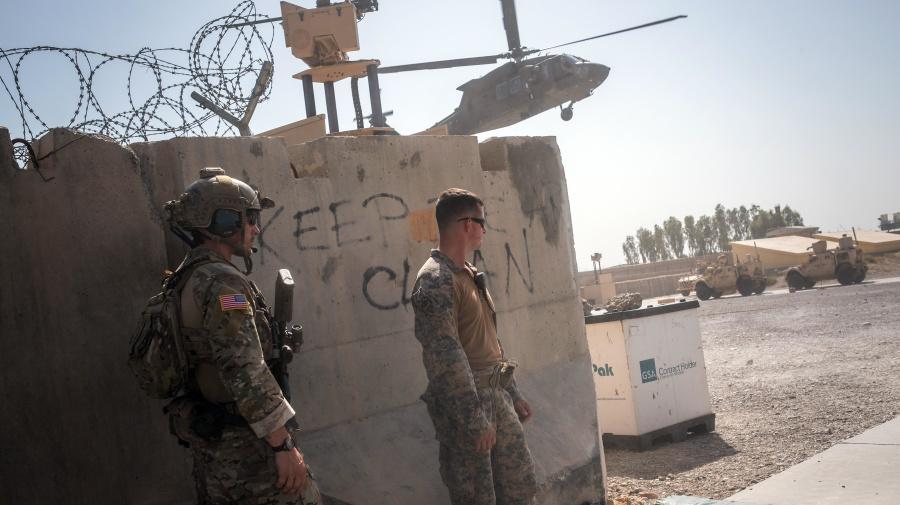 U.S. quietly reducing its troop force in Afghanistan