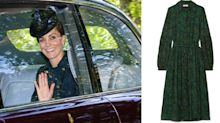 Duchess of Cambridge's Balmoral dress already sold out: Shop five lookalike alternatives