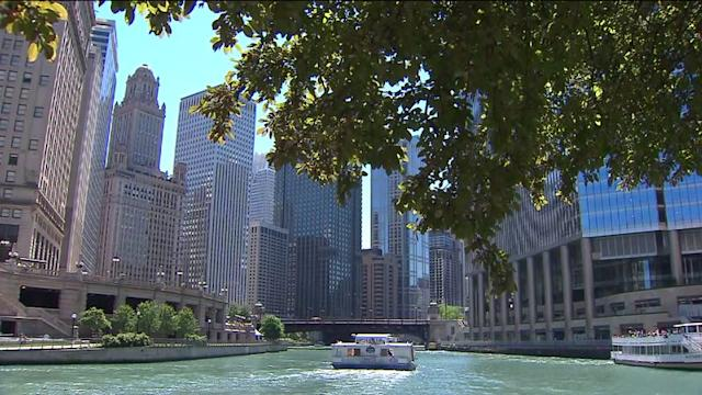 Chicago Riverwalk Becoming a Reality