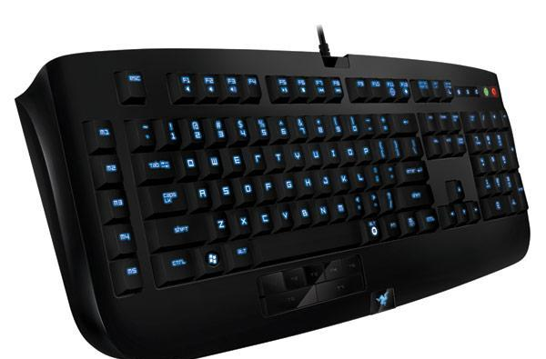 Razer debuts Anansi MMO gaming keyboard, dares you to ever leave your basement