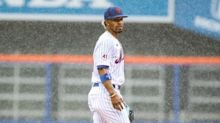 Mets suspend game vs. Marlins due to rain, rescheduled to Aug. 31 doubleheader
